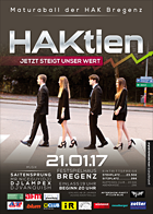 HAK Ball Bregenz 2017 - Referenzen - MeinMaturaball.at