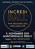 Maturaball der BAFEP Ried im Innkreis 2019 - Referenzen - MeinMaturaball.at