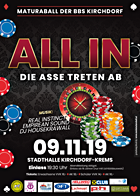 Maturaball der BBS Kirchdorf 2019 - Referenzen - MeinMaturaball.at